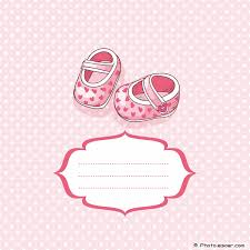 baby girl cards happy baby shower 24 invitation cards gifts elsoar