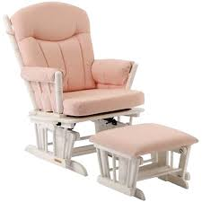Glider And Ottoman Shermag Pink Glider Ottoman Set Simply Baby Furniture 319 95