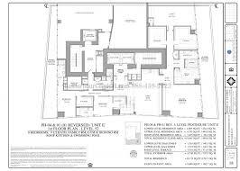 3 Bedroom Condo Floor Plan by Turnberry Ocean Club Condo Sunny Isles Beach Miam Fl 18501