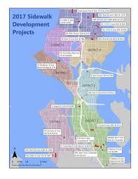 Good West Seattle Bike Routes by West Seattle Blog U2026 Followup 2017 Sidewalk Projects You Won U0027t
