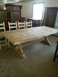 Dining Room Wood Tables by Antique Wormy Chestnut Dining Table Reclaimed Wood Table