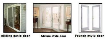 Patio Door Styles Patio Doors St Louis