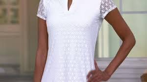 isaac mizrahi live short sleeve stretch lace dress page 1 u2014 qvc com