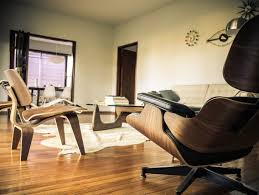 interieur design by charles eames lounge chair 1956 dining