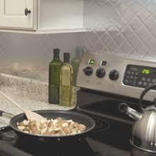 aluminum backsplash kitchen interior aluminum backsplash kitchen brushed aluminum kitchen
