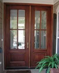 Exterior Door Units After Jeldwen Fiberglass Door With Sidelights Model