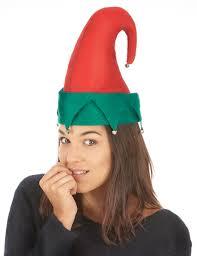 leprechaun hat with christmas bells elf adults vegaoo