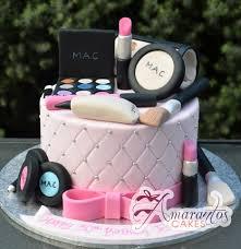 mac make up cake 3d amarantos melbourne cakes