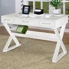 white modern writing desk u2014 all home ideas and decor ideas for