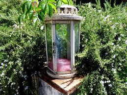 bougie jardin photo gratuite lanterne verre bougie jardin image gratuite