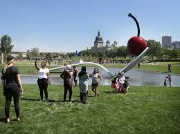 Garden State Arts Center Celebration Prevails At Sculpture Garden Opening With Nod To