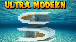 Ultra Modern House Incredible Best Futuristic Houses With Minecraft How To Build An