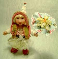 dina a little garden pixie by poppenmoon pixies