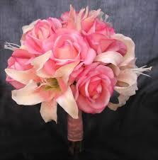 pink bouquet touch bouquet pink pink bnypkrosepklily