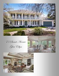 southern colonial house southern colonial retreat on prestigious sunset avenue in glen ellyn