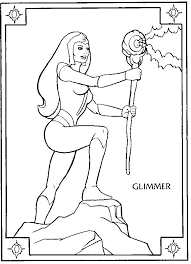 ra coloring glimmer crafty 80 u0027s ra coloring