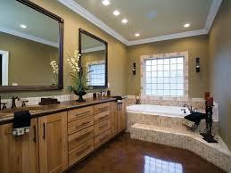 26 beautiful wood master bathroom designs