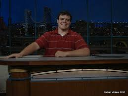 David Letterman Desk Kctv5 U0027s Nathan Vickers Recalls Stint As David Letterman Intern Kctv5