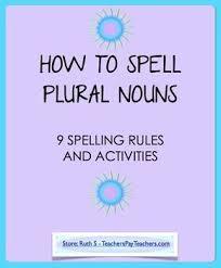 77 best spelling rules images on pinterest spelling rules