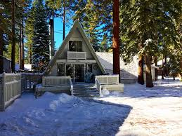 a frame cottage beautiful south lake tahoe a frame vrbo
