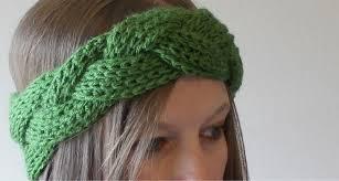crochet ear warmer headband braided crochet headband and earwarmer free pattern