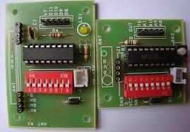 Radio Modules For Water Meters Rf Remote Control Modules Hacktronics India