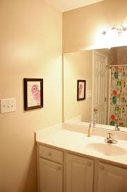 bathroom set ideas with modern white cabinet with single sink