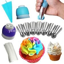 cupcake decorating tips 2017 new sphere icing tips nozzles cupcake decorating russian