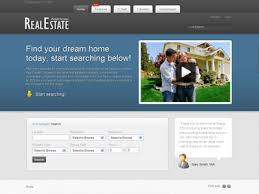 real estate joomla template for listing buying u0026 selling home