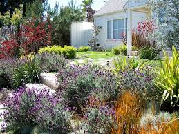 How To Landscape A Sloped Backyard - sloped front yard ideas houzz