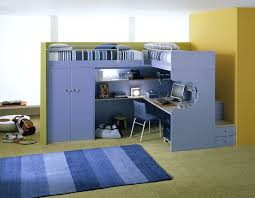 Childrens Bedroom Desks Bunk Beds With Desk