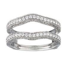 grandmother s ring ring guards for engagement rings this made to order ring guard