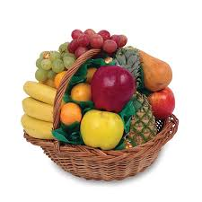 fruit baskets medium fruit gift basket shop online portland or