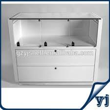 lockable glass display cabinet showcase customized jewellery window display living room showcase design