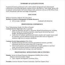 Customer Representative Resume Resume For Customer Service Create My Resume Best Sales Customer