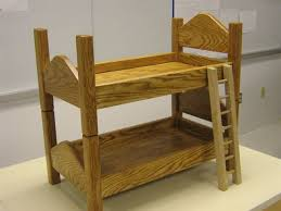Wood Bunk Bed Plans by Best 25 Doll Bunk Beds Ideas On Pinterest American Beds