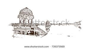 indian city monuments download free vector art stock graphics