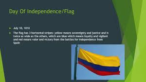 Independence Flag By Gus Stehling Spanish I Ms Pagan Ppt Download