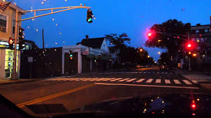 somerville mass how poorly timed traffic lights pollute the air