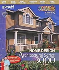 Punch Home Design Software Free Trial Amazon Com Punch Home Design Architect Series 3000 V10 Old Version