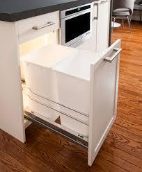 kitchen bin ideas kitchen bin ideas lovely bunch ideas cupboard waste bin also