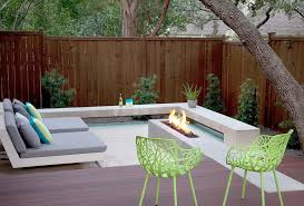 Patio Interior Design Modern Landscape Design Build Firm