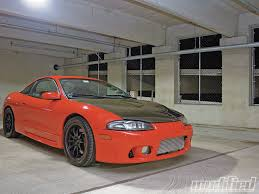 import cars featured custom 2000 mitsubishi eclipse spyder