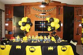 Batman Decoration Enchanted Balloon Party And Event Decors Batman