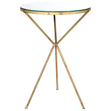 Small Metal Accent Table Small Gold Round Side Table Gold Accent Table Canada Gold Side