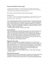 Executive Recruiter Resume Sample Recruiter Resumes Resume For Your Job Application