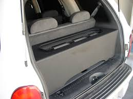 Dodge Durango Upgrades - free subwoofer box and amp rack for durango dodge ram srt 10