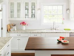no backsplash in kitchen the kitchen remodel countertop advice you should never take