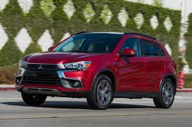 mitsubishi outlander sport 2016 red used 2017 mitsubishi outlander sport for sale pricing u0026 features