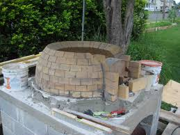 Outdoor Pizza Oven Warren County New Jersey Dome Wood Fired Backyard Pizza Oven